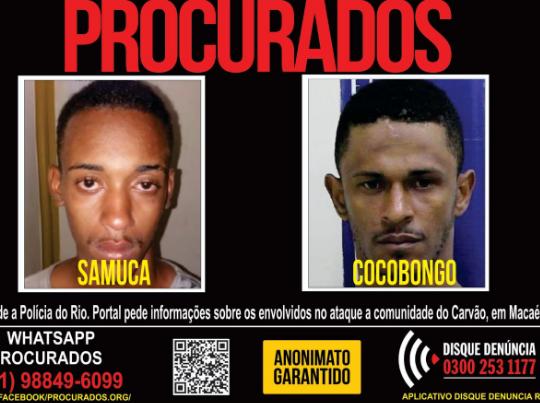 Photo of Polícia caça dupla de traficantes da ADA que atacou área do CV em Macaé matando 4 e ferindo 5