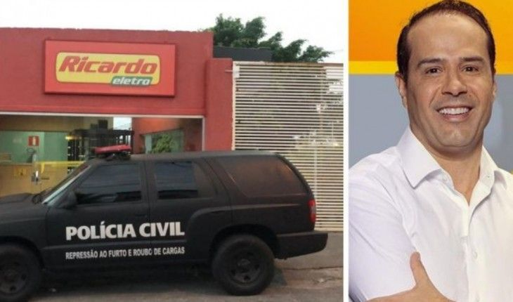 Photo of Prisão de fundador da Ricardo Eletro termina 'em pizza', literalmente