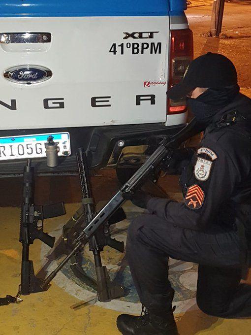 Photo of Dois bandidos são mortos em Anchieta