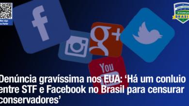 Photo of Denúncia nos EUA aponta conluio entre STF e Facebook para censurar bolsonaristas.