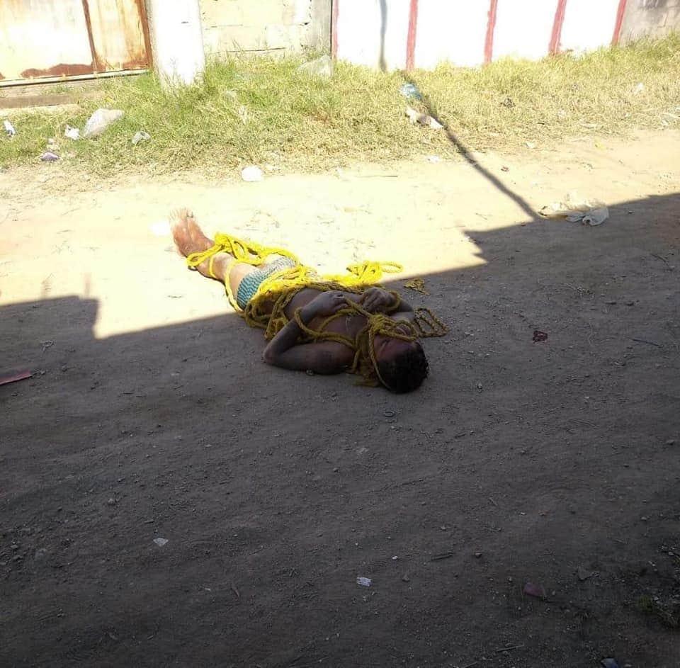 Photo of Homem mata a mãe e depois é torturado pelo tráfico em São Gonçalo