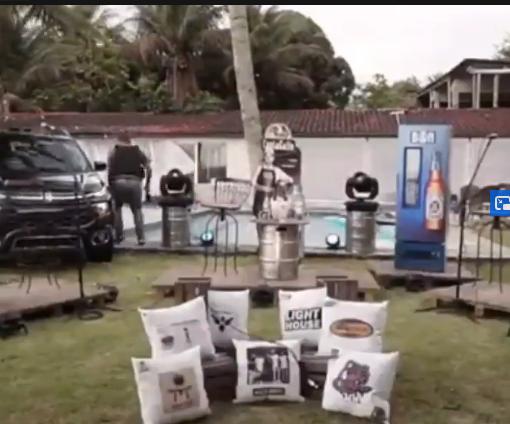 Photo of Polícia invade festa da milícia em Angra e interrompe live de grupo musical