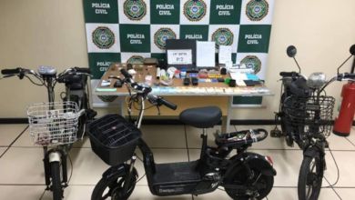 Photo of Tráfico delivery com bicicletas elétricas na Zona Sul carioca