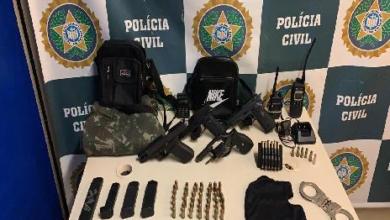 Photo of Segundo na hierarquia da milícia de Ecko é preso em Nova Iguaçu