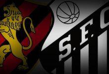 Sport x Santos ao vivo e online