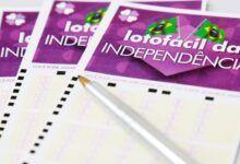 Resultado da Lotofácil da Independência hoje. Concurso 2030, de hoje, sábado, 12 de setembro
