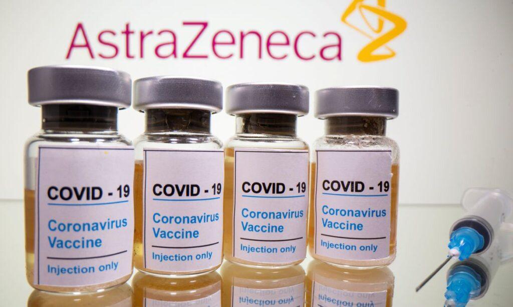 Vacina Oxford,astrazeneca